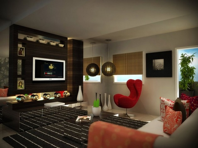 Modernes Wohnzimmer Design Ideen  Klassische Moderne Architektur: Wohnzimmer Design Ideen Klassische Moderne Architektur Wohnzimmer Design Ideen 20