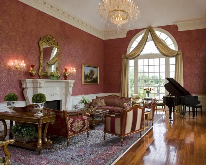 Klassische Architektur Wohnzimmer Design Ideen  Klassische Moderne Architektur: Wohnzimmer Design Ideen Klassische Moderne Architektur Wohnzimmer Design Ideen 23