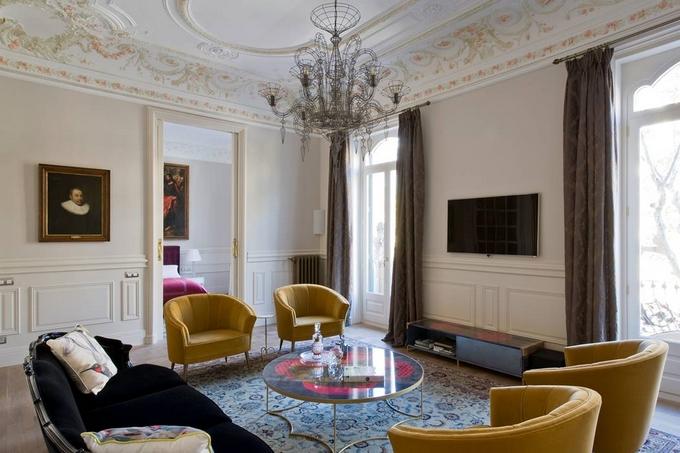 Klassische Architektur Wohnzimmer Design Ideen  Klassische Moderne Architektur: Wohnzimmer Design Ideen Klassische Moderne Architektur Wohnzimmer Design Ideen 60