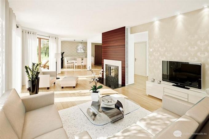 Modernes Wohnzimmer Design Ideen  Klassische Moderne Architektur: Wohnzimmer Design Ideen Klassische Moderne Architektur Wohnzimmer Design Ideen 9