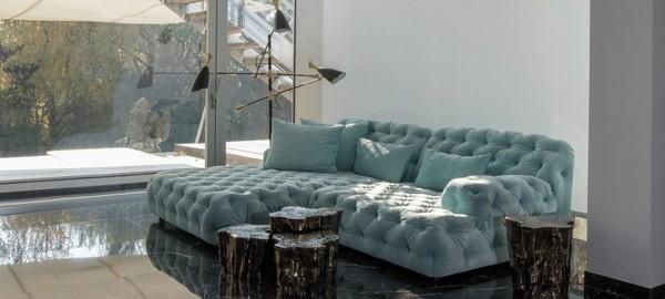 Klassische Architektur Wohnzimmer Design Ideen