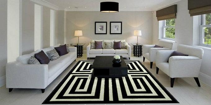 Design Teppiche  Moderne Teppiche zum verlieben Top 50 Modern Rugs 1