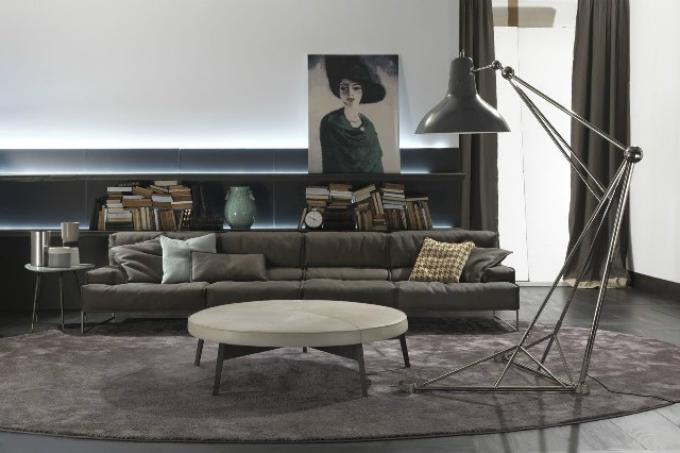 1  Vintage Stehleuchten – 10 Wohnzimmer Ideen 13