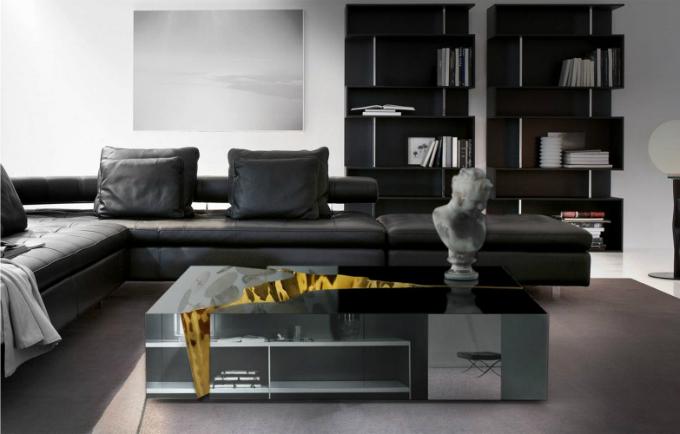 1  Klassische Beistelltische – 10 Wohnzimmer Ideen 14