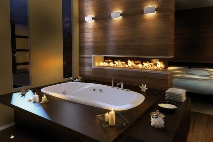Schwarze moderne Badezimmergestaltung  20 Schöne Badezimmergestaltung 20 Sch  ne Badezimmergestaltung 13