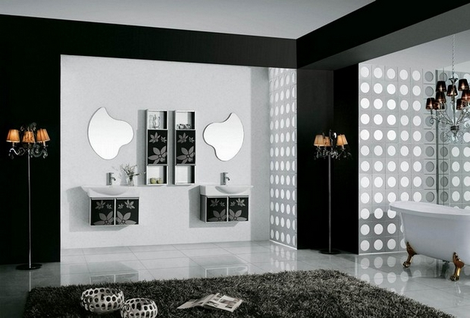 Weiße Klassische Badezimmergestaltung  20 Schöne Badezimmergestaltung 20 Sch  ne Badezimmergestaltung 14
