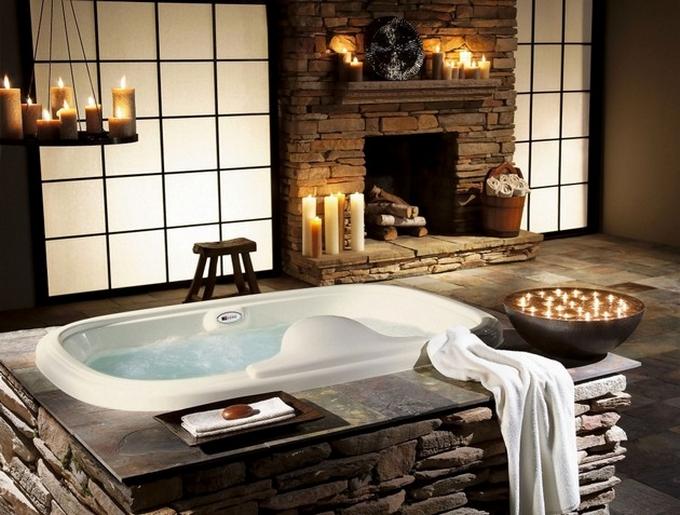 Schwarze moderne Badezimmergestaltung  20 Schöne Badezimmergestaltung 20 Sch  ne Badezimmergestaltung 5