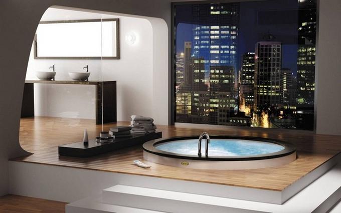 Weiße moderne Badezimmergestaltung  20 Schöne Badezimmergestaltung 20 Sch  ne Badezimmergestaltung 52