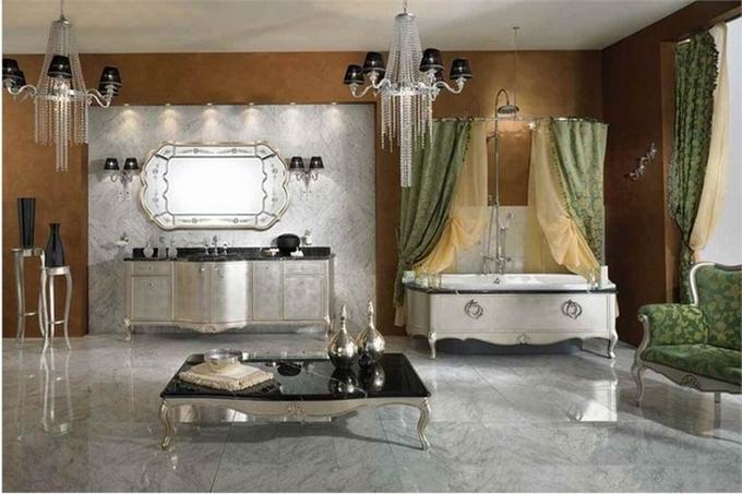 Weiße Klassische Badezimmergestaltung  20 Schöne Badezimmergestaltung 20 Sch  ne Badezimmergestaltung 61