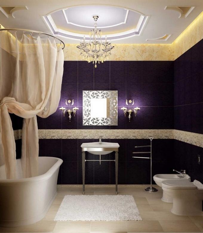 Weiße Klassische Badezimmergestaltung  20 Schöne Badezimmergestaltung 20 Sch  ne Badezimmergestaltung 71