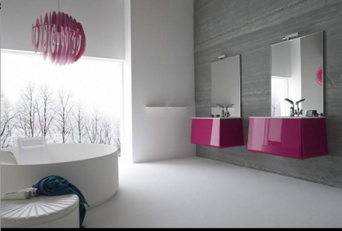 Weiße moderne Badezimmergestaltung  20 Schöne Badezimmergestaltung 20 Sch  ne Badezimmergestaltung 81