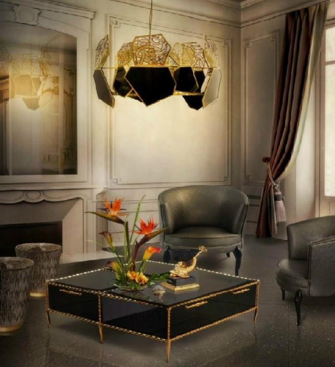 Klassische Beistelltische – 10 Wohnzimmer Ideen3  Klassische Beistelltische – 10 Wohnzimmer Ideen 33