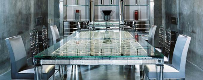 4  Philippe Starck – 10 Beste Innenarchitektur Projekte von Philippe Starck 4