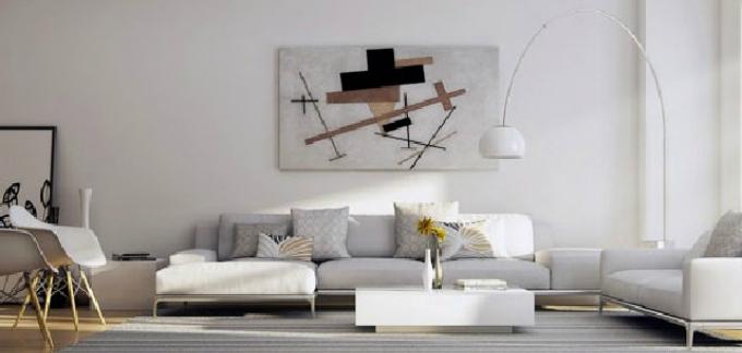 9  Vintage Stehleuchten – 10 Wohnzimmer Ideen 92