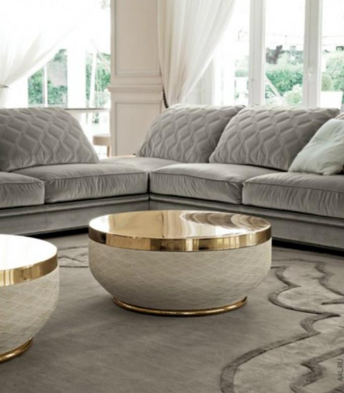 Klassische Beistelltische – 10 Wohnzimmer Ideen9  Klassische Beistelltische – 10 Wohnzimmer Ideen 93
