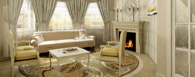 e  Luxus Zimmer Ideen für Klassisches Wohnzimmer e