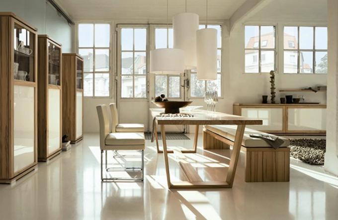 Esszimmer – Farbe und Möbel die diesen Frühling für Ambiente sorgen  Esszimmer – Farbe und Möbel die diesen Frühling für Ambiente sorgen 1