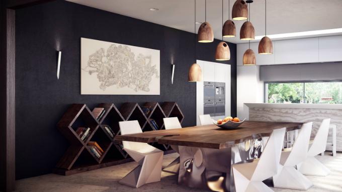 5  Esszimmer – Farbe und Möbel die diesen Frühling für Ambiente sorgen 5