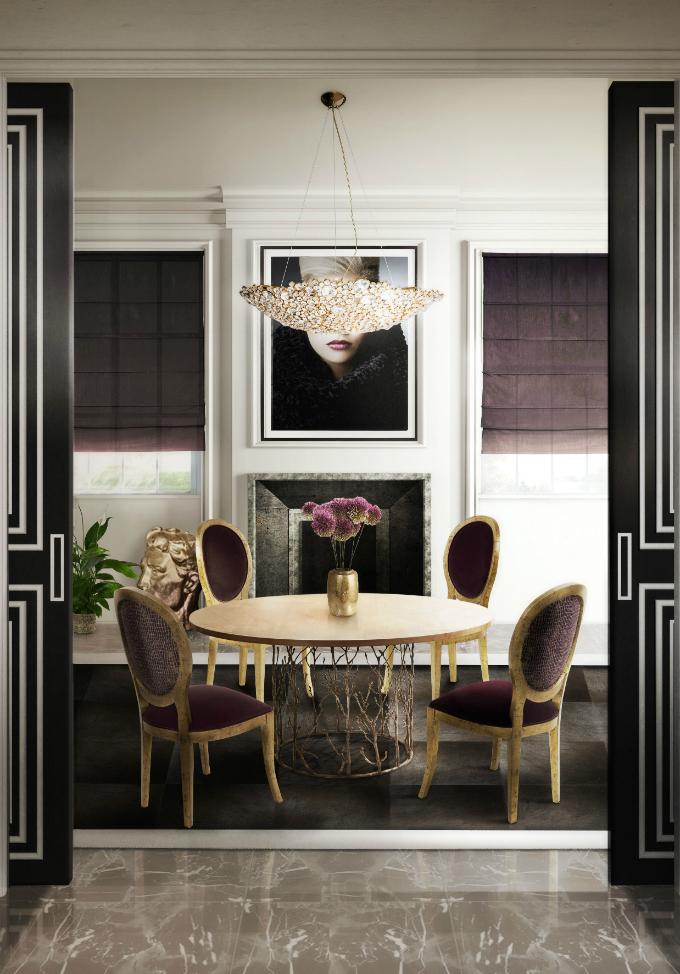 Esszimmer – Farbe und Möbel die diesen Frühling für Ambiente sorgen  Esszimmer – Farbe und Möbel die diesen Frühling für Ambiente sorgen 6
