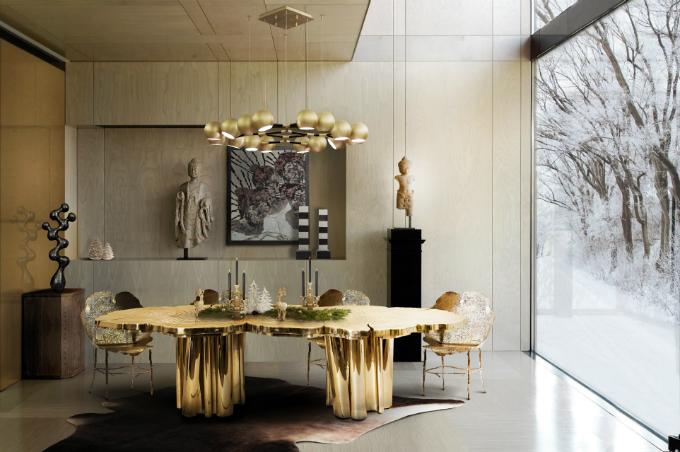 Esszimmer – Farbe und Möbel die diesen Frühling für Ambiente sorgen  Esszimmer – Farbe und Möbel die diesen Frühling für Ambiente sorgen 9