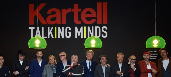 KARTELL TALKING MINDS bei Salone del Mobile 2016 KARTELL TALKING MINDS bei Salone del Mobile 2016 feature 600x271