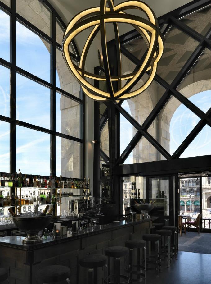 Teuersten Lokale zu besuchen in Mailand während Salone del Mobile_GIACOMO Arengario entworfen von Studio Peregalli  Teuersten Lokale zu besuchen in Mailand während Salone del Mobile Teuersten Lokale zu besuchen in Mailand wa  hrend Salone del Mobile GIACOMO Arengario entworfen von Studio Peregalli