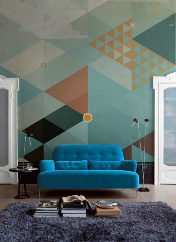 Wohnzimmer mit blaue Töne – Neue Trends_12  Wohnzimmer mit blaue Töne – Neue Trends Wohnzimmer mit blaue To  ne     Neue Trends 12