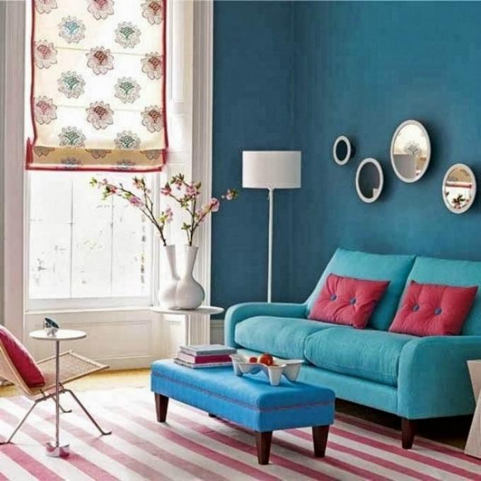 Wohnzimmer mit blaue Töne – Neue Trends_9  Wohnzimmer mit blaue Töne – Neue Trends Wohnzimmer mit blaue To  ne     Neue Trends 9