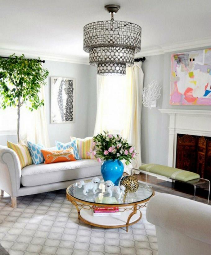 Wohnzimmerideen – bringen Sie Frühling in Ihr Wohnzimmer_4  Wohnzimmerideen – bringen Sie Frühling in Ihr Wohnzimmer Wohnzimmerideen     bringen Sie Fru  hling in Ihr Wohnzimmer 4