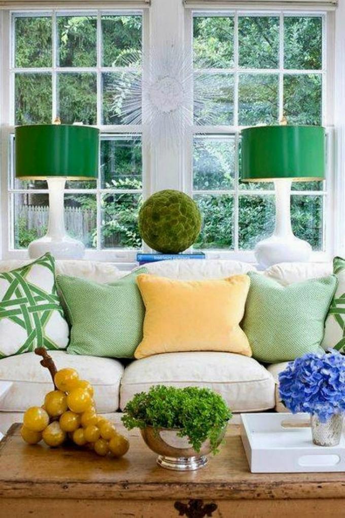 Wohnzimmerideen – bringen Sie Frühling in Ihr Wohnzimmer_6  Wohnzimmerideen – bringen Sie Frühling in Ihr Wohnzimmer Wohnzimmerideen     bringen Sie Fru  hling in Ihr Wohnzimmer 6