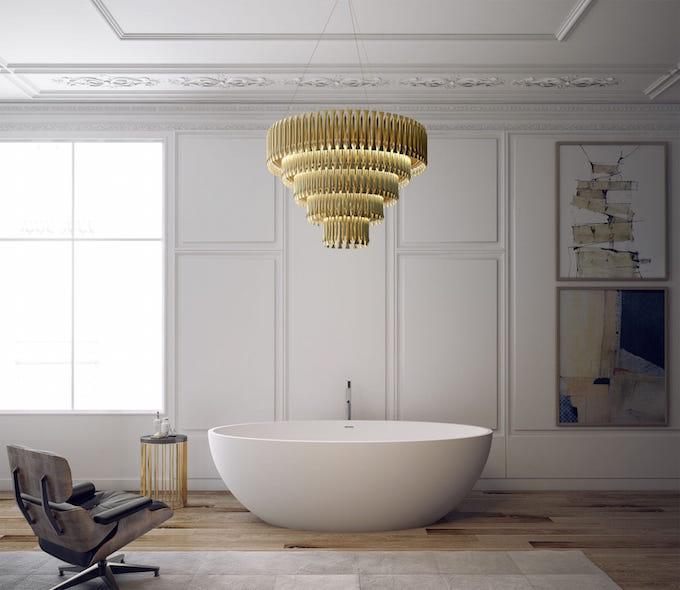 1 - Luxuriöse Badezimmergestaltung – Badezimmer Trends  Luxuriöse Badezimmergestaltung – Badezimmer Trends 1 Luxurio  se Badezimmergestaltung     Badezimmer Trends
