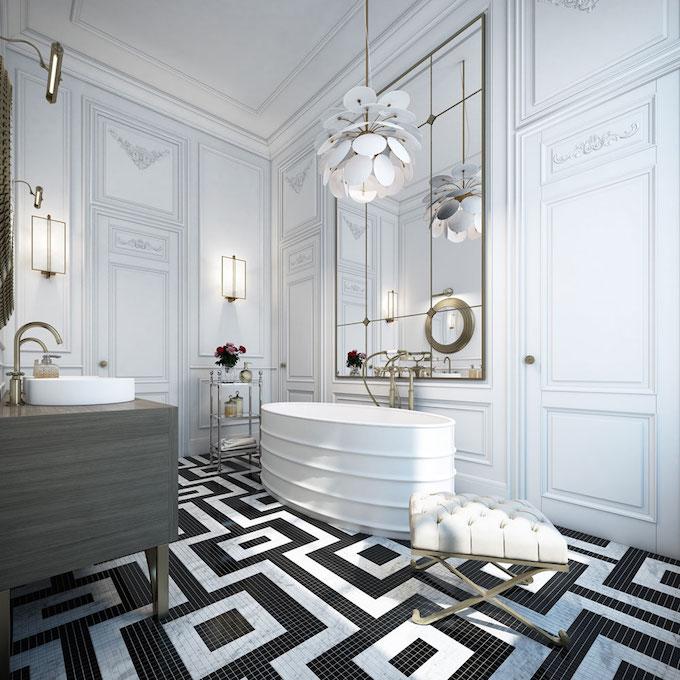 13 - Luxuriöse Badezimmergestaltung – Badezimmer Trends  Luxuriöse Badezimmergestaltung – Badezimmer Trends 13 Luxurio  se Badezimmergestaltung     Badezimmer Trends