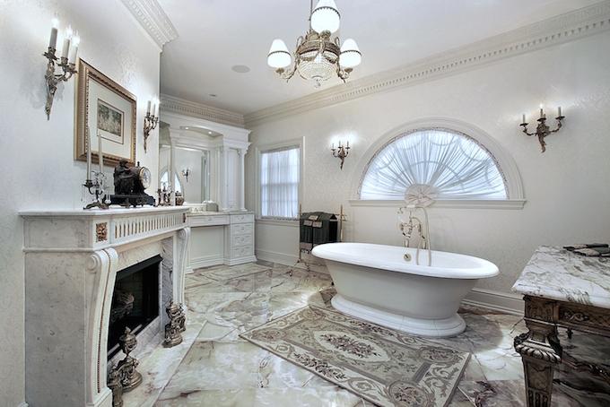 15 - Luxuriöse Badezimmergestaltung – Badezimmer Trends  Luxuriöse Badezimmergestaltung – Badezimmer Trends 15 Luxurio  se Badezimmergestaltung     Badezimmer Trends