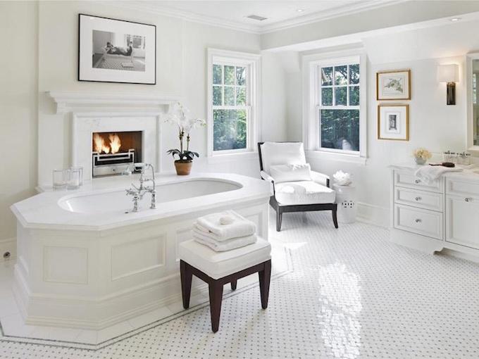 17 - Luxuriöse Badezimmergestaltung – Badezimmer Trends  Luxuriöse Badezimmergestaltung – Badezimmer Trends 17 Luxurio  se Badezimmergestaltung     Badezimmer Trends