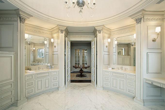 3 - Luxuriöse Badezimmergestaltung – Badezimmer Trends  Luxuriöse Badezimmergestaltung – Badezimmer Trends 3 Luxurio  se Badezimmergestaltung     Badezimmer Trends