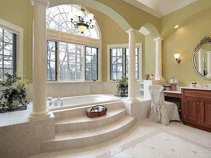 4 - Luxuriöse Badezimmergestaltung – Badezimmer Trends  Luxuriöse Badezimmergestaltung – Badezimmer Trends 4 Luxurio  se Badezimmergestaltung     Badezimmer Trends