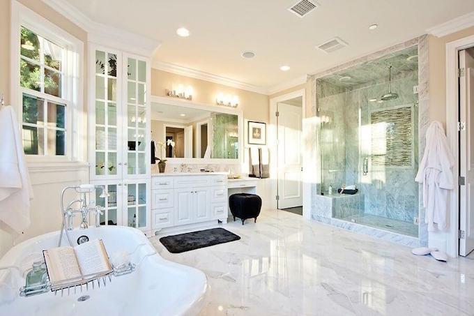 7 - Luxuriöse Badezimmergestaltung – Badezimmer Trends  Luxuriöse Badezimmergestaltung – Badezimmer Trends 7 Luxurio  se Badezimmergestaltung     Badezimmer Trends