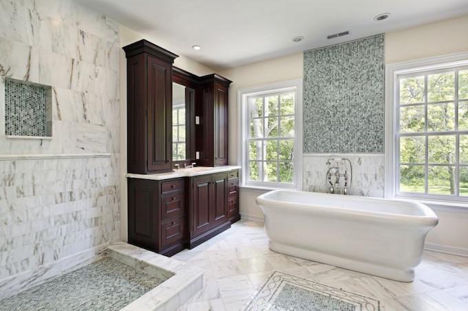 8 - Luxuriöse Badezimmergestaltung – Badezimmer Trends  Luxuriöse Badezimmergestaltung – Badezimmer Trends 8 Luxurio  se Badezimmergestaltung     Badezimmer Trends