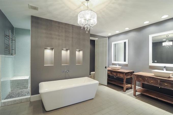 9 - Luxuriöse Badezimmergestaltung – Badezimmer Trends  Luxuriöse Badezimmergestaltung – Badezimmer Trends 9 Luxurio  se Badezimmergestaltung     Badezimmer Trends