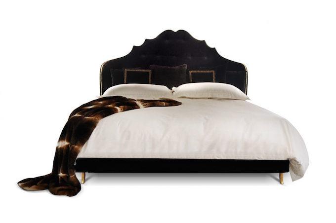 Luxus-Zimmer dekorieren - Bett- und Dekor-Trends für diesen Sommer_alexia-bett-Koket luxus-zimmer Luxus-Zimmer dekorieren - Bett- und Dekor-Trends für diesen Sommer Luxus Zimmer dekorieren Bett und Dekor Trends fu  r diesen Sommer alexia bett Koket