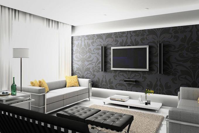 ... Sommer Trends   Wie Sie Diesen Sommer Moderne Wohnzimmer Dekoration  Schaffen_1 Sommer Trends   Wie Sie ...
