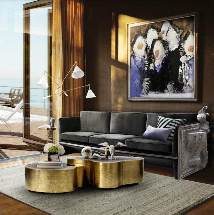 Sommer Trends – Wie Sie diesen Sommer moderne Wohnzimmer Dekoration ...
