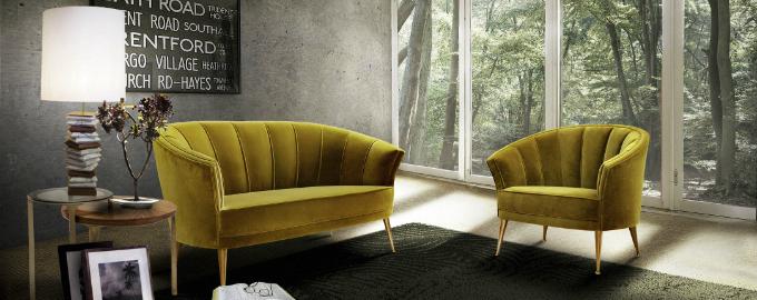 Moderne Hochwertige Sessel Für Ein Schönes Wohnzimmer U2013 Wohnen Mit  Klassikern