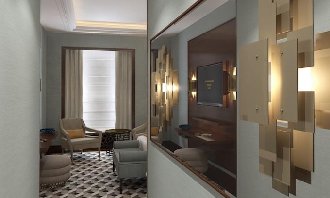 DIE BESTEN DESIGN INSPIRATIONEN VON PARIS 56_Grandhotel-Savoy-Berlin1 Wohnen mit Klassikern teilt erstaunliche klassische moderne Wohnideen, Mid Century Inspirationen, Minimalismus Design, zeitgenössiges Design und eklektische Inspirationen. So wie High-end Möbel Inspirationen wie Samt Sesseln, Holz Esstische, Samt Sofas, Messing Beistelltisch und Messing Couchtische. paris 56 DIE BESTEN DESIGN INSPIRATIONEN VON PARIS 56 DIE BESTEN DESIGN INSPIRATIONEN VON PARIS 56 Grandhotel Savoy Berlin1