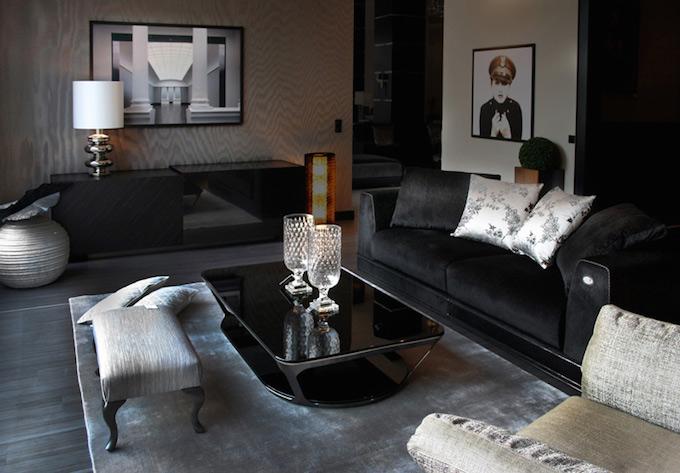 unico interiors feine designer m bel raumausstattung. Black Bedroom Furniture Sets. Home Design Ideas