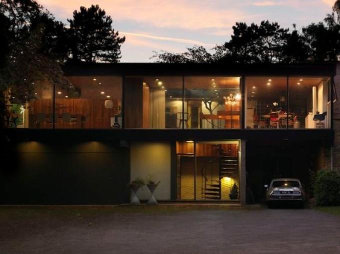 Ein mid-century Traumhaus traumhaus Ein Mid-Century Traumhaus von Architekt David Shelley Ein mid century Traumhaus 2
