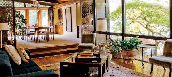 Ein mid-century Traumhaus traumhaus Ein Mid-Century Traumhaus von Architekt David Shelley Ein mid century Traumhaus 5 600x270