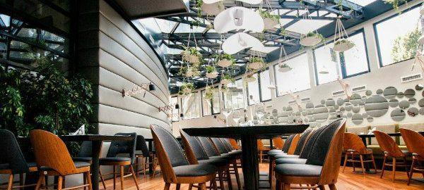 Die hängenden Gärten von Berthelot´s Restaurant
