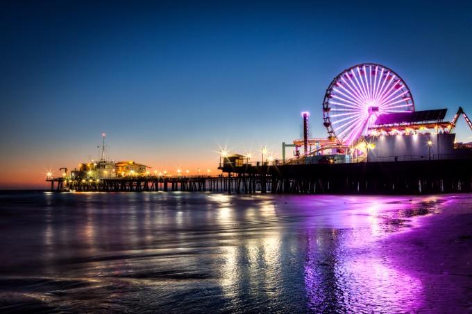 15 Gründe warum Sie CA besuchen müssen! california 15 Gründe warum Sie California besuchen müssen! AlikGriffin Santa Monica Pier HDR s