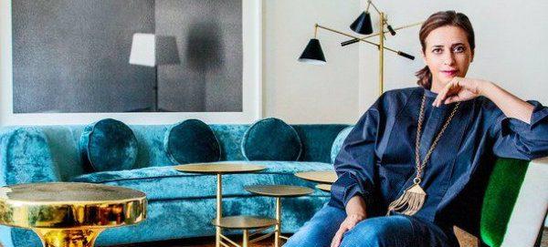INDIA MAHDAVI: Die neue Design Queen